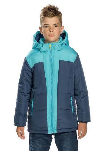 Куртка #146111Темно-синий