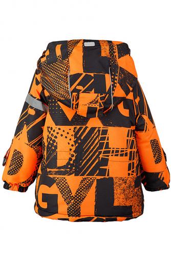 Комплект #233648Черный, оранжевый