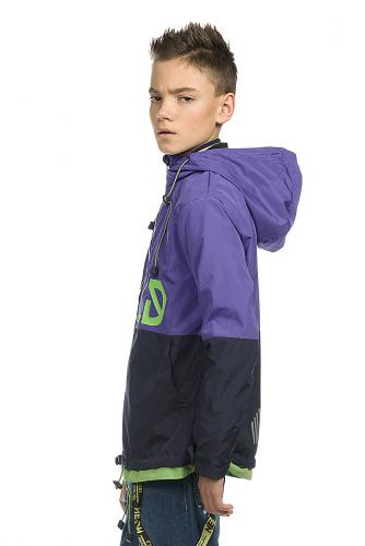 Куртка #174402Фиолетовый