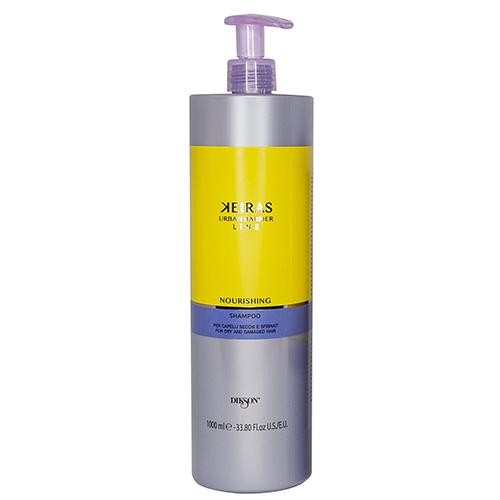 KEIRAS  SHAMPOO FOR DRY AND DAMAGED HAIR /Шампунь для поврежденных волос 1000мл.