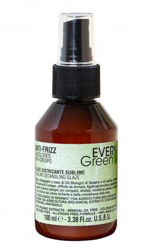 Glaze districante ‐ detangling glaze Глазурь для распутывания непослушнных волос 100ml