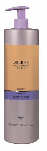 KEIRAS SHAMPOO FOR CURLY AND WAVY HAIR/ Шампунь для кудрявых волос  1000мл.