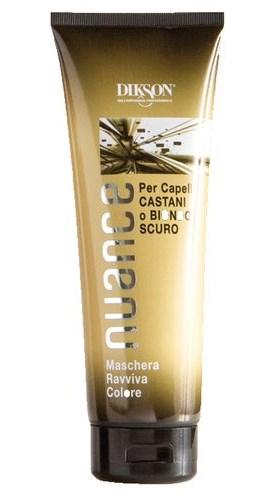 872 Nuance Maschera Raviva Color for Brown and Dark Blond Hair, CASTANI e BIONDO - для брюнеток и русых волос