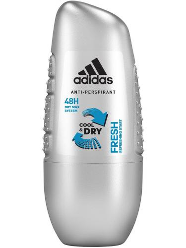 Adidas Антиперспирант роликовый с&d fresh муж. 50мл