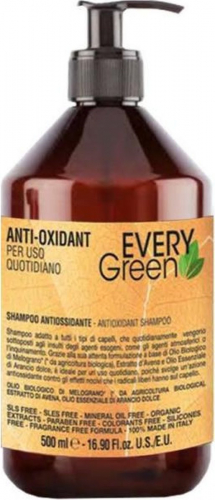 ANTI-OXIDANT SHAMPOO ANTIOSSIDANTE  Антиоксидант Шампунь  500ml