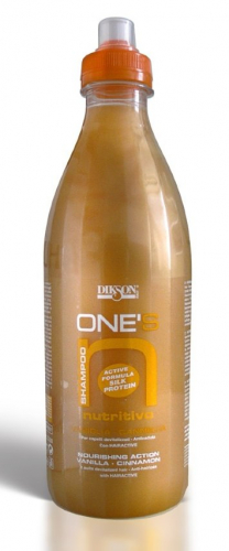 655 ONE'S SAMPOO NUTRITIVO Шампунь с активными компонентами против выпадения волос 1000мл
