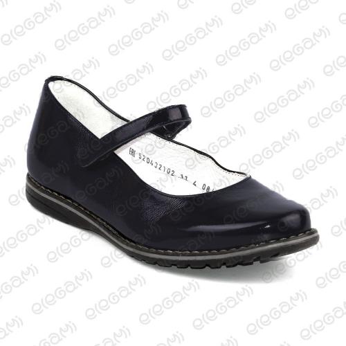 52043-17, Туфли для девочек, арт. 3/4-520432102