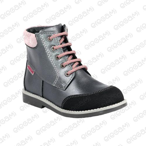80623-16, Ботинки для девочек, арт. 6-806232002
