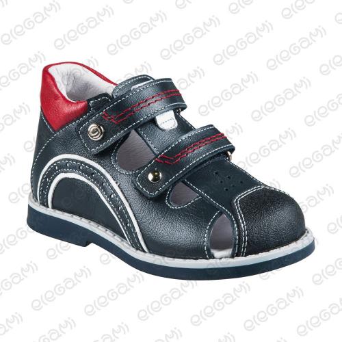 80767-21, туфли летние для мальчиков, арт. 6-807672101