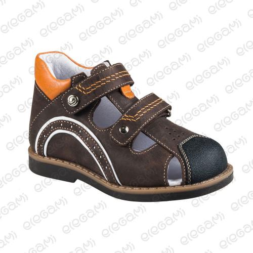 80767-21, туфли летние для мальчиков, арт. 7-807672102