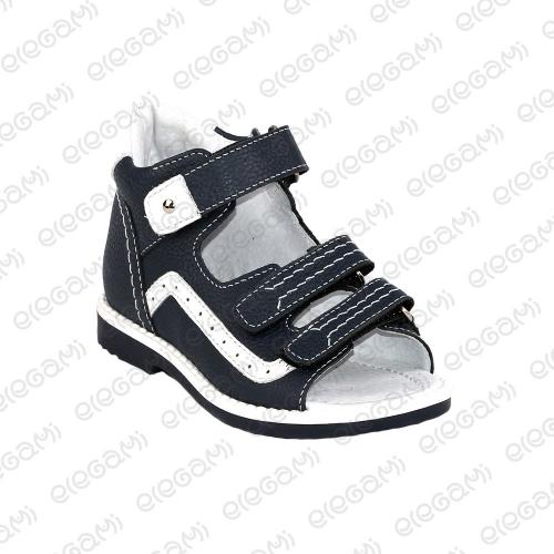 80768-21, туфли летние для мальчиков, арт. 7-807682101