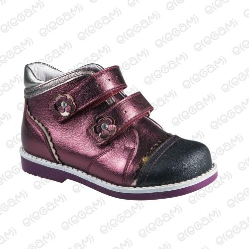 80136-13, Ботинки для девочек, арт. 6-801362101