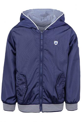 Комплект (Куртка+Брюки+Футболка) #282810Белый, синий, красный
