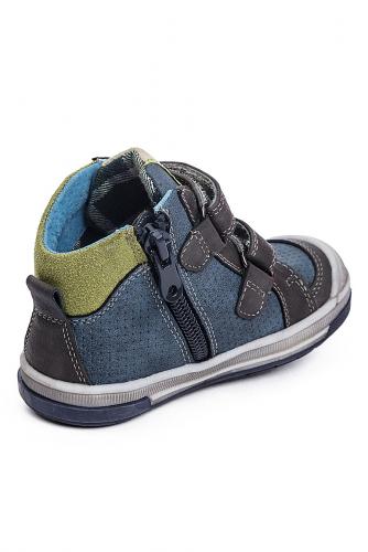 Ботинки #143258Серый