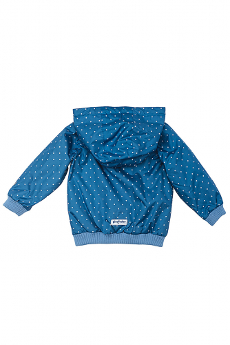 Куртка #107552Синий