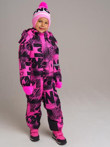 Комбинезон текстильный для девочек