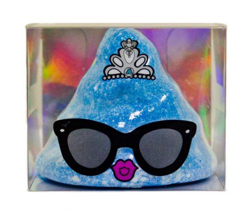 Ароматическая бомбочка POOPSIE SLIME SURPRISE! для ванны, синяя