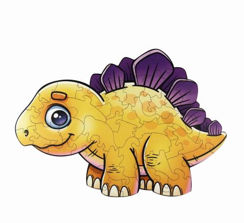 Пазл WOODLANDTOYS Динозаврик
