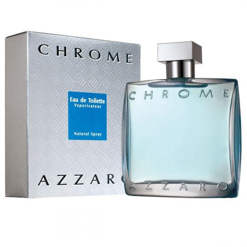 Azzaro Chrome муж т.в 7мл