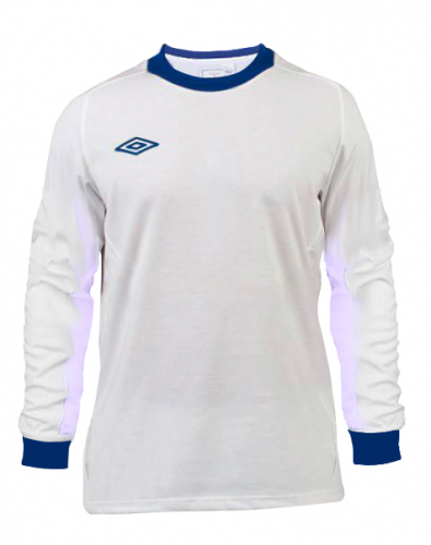 745р. 1490р. FUSION JERSEY L/S футболка игр., (098) бел/син
