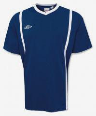 466р. 666р. WINCHESTER JERSEY S/S футболка игр., (N84) т.син/бел