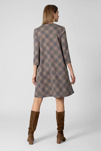 Платье #180753Мультиколор