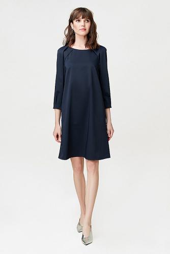 Платье #178672Темно-синий