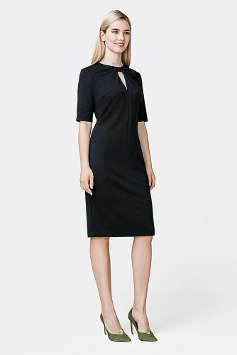 Платье #178930Черный