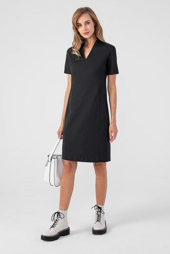 Платье #178680Темно-серый