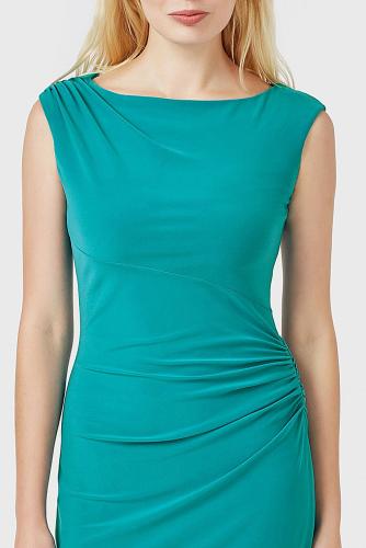 Платье #180211Изумрудный