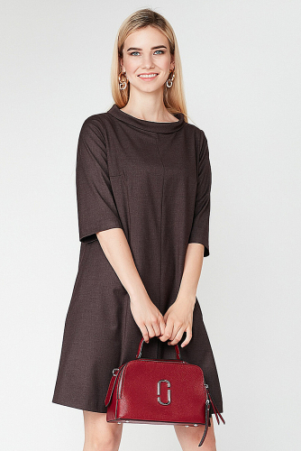 Платье #178690Горький шоколад