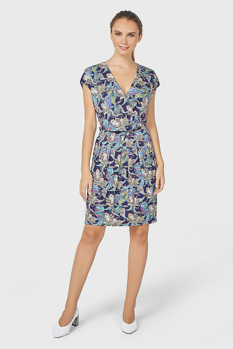 Платье #180393Мультиколор