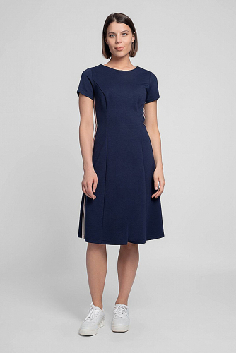 Платье #180743Темно-синий