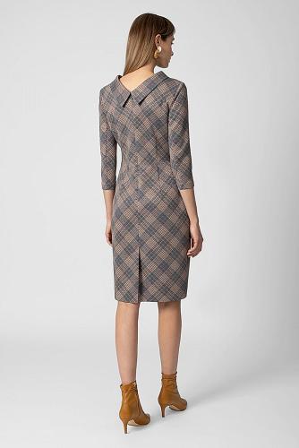 Платье #180846Мультиколор