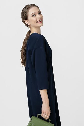 Платье #178921Темно-синий