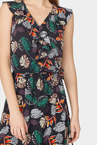 Платье #180351Мультиколор