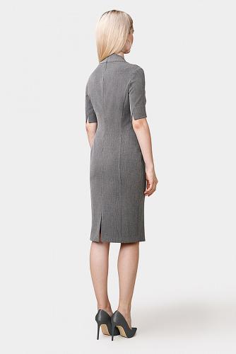 Платье #178681Серый