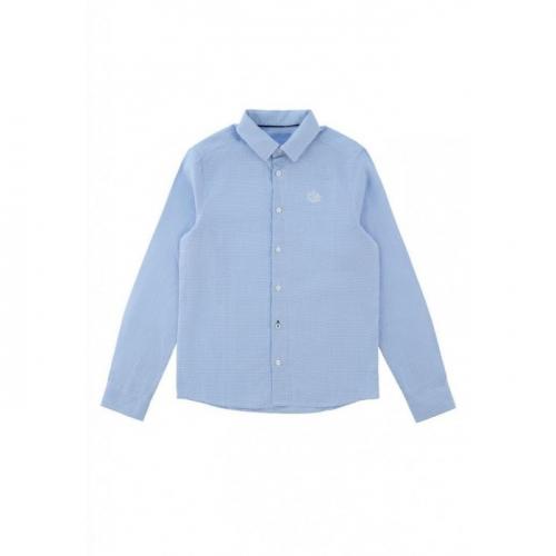 Сорочка верхняя детская для мальчиков Regor-Inf голубой