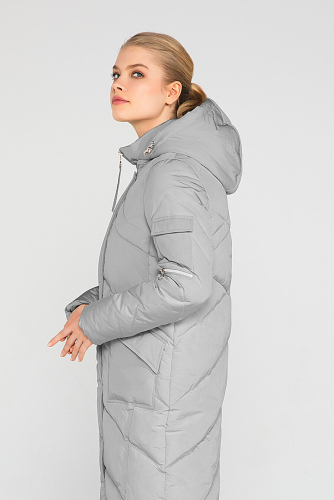 Пальто утепленное #141737