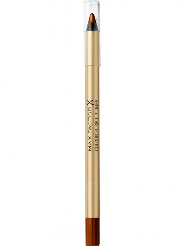 Max Factor Карандаш Для Губ Colour Elixir Lip Liner Ж Товар 16 тон brown n bold