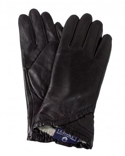 999 р. 1400 р.Перчатки жен. нат. кожа, 10W-082 цвет черный