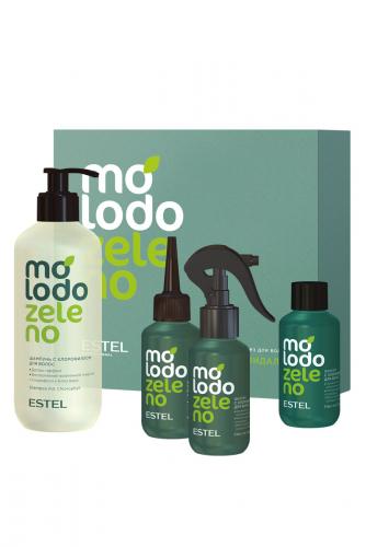 Набор для экспресс-процедуры  Molodo Zeleno