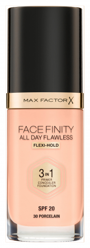 MF тон.основа Facefinity All Day Flawless 3-in-1 т.30  porcelain