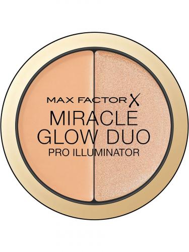 Max Factor Хайлайтер Miracle Glow Duo Ж Товар Тон 20 medium