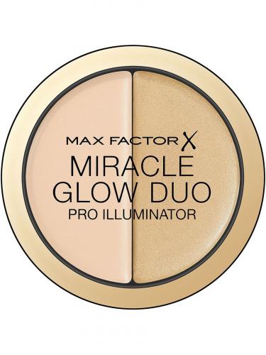 Max Factor Хайлайтер Miracle Glow Duo Ж Товар Тон 10 light