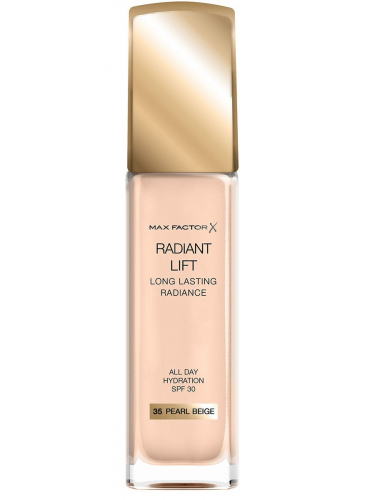 Max Factor Тональная Основа Radiant Lift Long Lasting Radiance Ж Товар Pearl beige 35