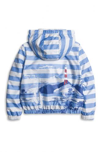 Куртка #91875Голубой