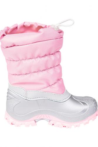 Сапоги #160906Светло-розовый