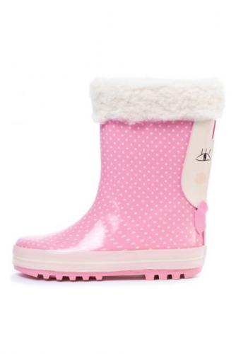 Сапоги #104851Розовый