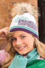 Шапка и шарф Winter sports Комплект 52-54